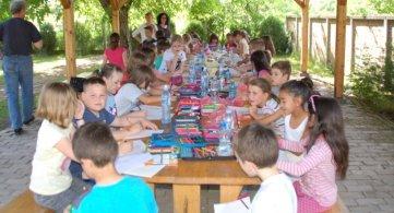 Ученици у посети Спомен кући Гион Нандора