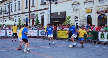 Поново мали фудбал на Тргу Републике
