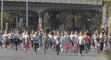 Уличне трке поводом Дана ослобођења Србобрана