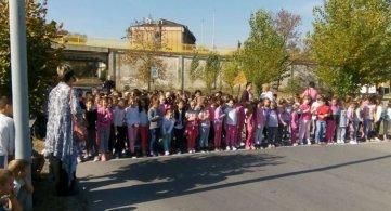Улицама Србобрана трчало више од 600 ученика
