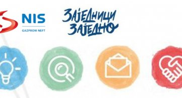 НИС позива грађане да гласају за пројекте