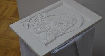 Изложба иконописа за љубитеље црквене уметности
