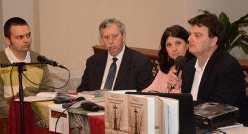 Објављена књига на мађарском језику о крстовима крајпуташима