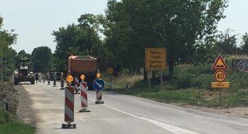 У току реконструкција пута Србобран - Врбас