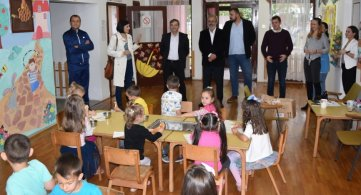 Добри услови у вртићима приоритет за општину Србобран