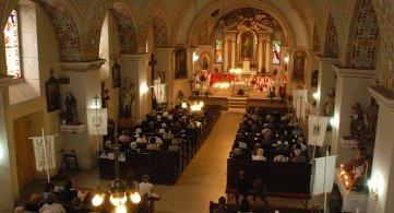 Дебељачки честитао празник цркве Узвишења Светог Крста