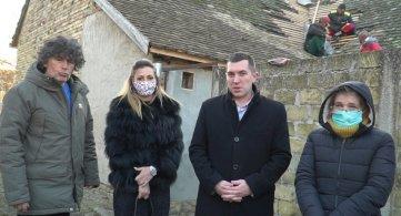 Солидарни Србобранци обнављају кућу суграђанима