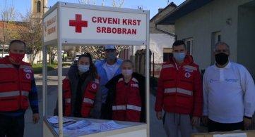 """""""Плави круг"""" и Црвени крст обележили Светски дан здравља"""